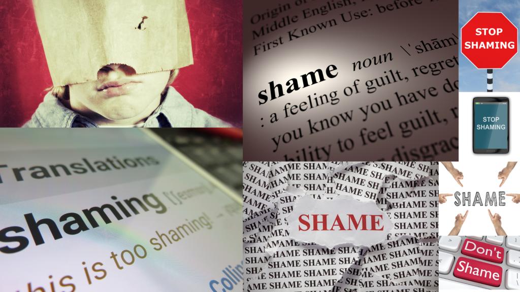 Types of shaming
